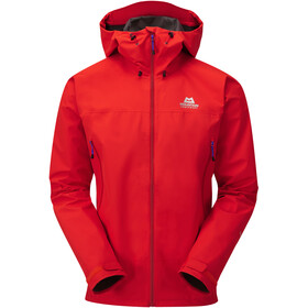 Mountain Equipment Gandiva Jacket Herre crimson